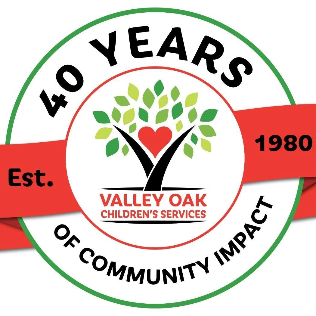 Valley Oak Children's Services - 40 Years of Community Impact (external link, opens in new window)