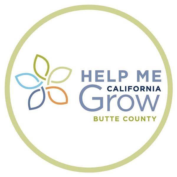 Help Me Grow - Butte County, California (logo)